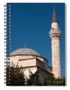 Firuz Aga Mosque Spiral Notebook