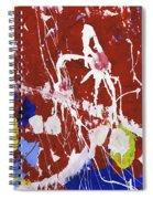 Fish Hook Spiral Notebook