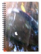 Fish In The Water Spiral Notebook