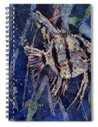 Fish N Flips Spiral Notebook