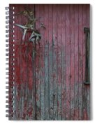 Fish Shack Spiral Notebook