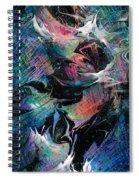 Shark Tank Spiral Notebook