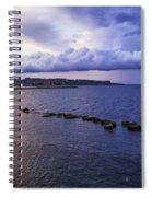 Fisherman - Sicily Spiral Notebook