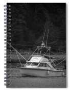Fisherman's Catch Spiral Notebook