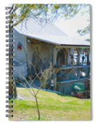 Fisherman's House 2 Spiral Notebook