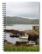 Fishermans Landing Spiral Notebook