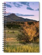 Fishers In Summer Spiral Notebook