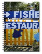 Fishery Spiral Notebook