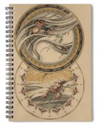 Fishes And Lobster Spiral Notebook