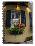 Fisheye View Spiral Notebook