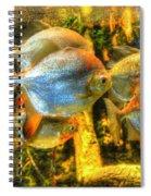 Fishfull Thinking Spiral Notebook