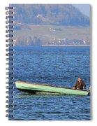 Nautical Spiral Notebook