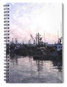 Fishing Fleet Ffwc Spiral Notebook