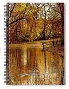 Fishing Spiral Notebook