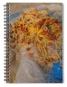 Fishing Nets Spiral Notebook