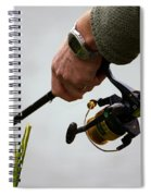 Fishing Time Spiral Notebook