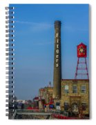 Fitgers Hotel And Brewery Spiral Notebook