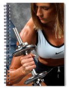 Fitness 26-2 Spiral Notebook