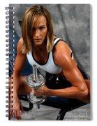 Fitness 27-2 Spiral Notebook