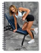 Fitness 30 Spiral Notebook