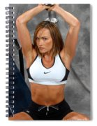 Fitness36-2 Spiral Notebook