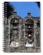 Five Bells Spiral Notebook