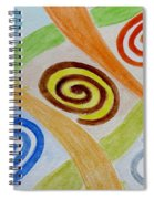 Five Forces Spiral Notebook