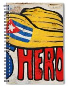 Five Heroes Cuba Spiral Notebook