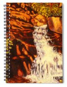 Five Mile Mountain Spiral Notebook