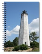 Five Mile Point Lighthouse Spiral Notebook