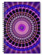Five Star Gateway Kaleidoscope Spiral Notebook