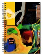 Fixing Space 1l Spiral Notebook