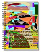 Fixing Space 6a Spiral Notebook