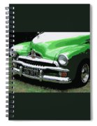 Fj Holden Spiral Notebook