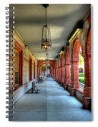 Flagler College Spiral Notebook