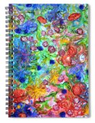 Flagrantly Floral Spiral Notebook