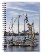 Flags Of The World 2 Spiral Notebook