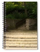 Flagstone Patio Spiral Notebook