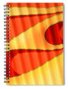 Flame Me Spiral Notebook