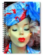 Flamingo Couture Spiral Notebook