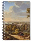 Flamstead Hill, Greenwich The Spiral Notebook