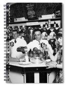 Flappers, 1928 Spiral Notebook