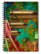 Flashbacks Spiral Notebook