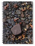 Flat Skipping Stones Spiral Notebook