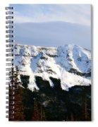 Flat Top Mountain Spiral Notebook