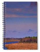 Flat Waterway Spiral Notebook