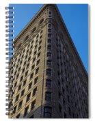 Flatiron Building New York Spiral Notebook