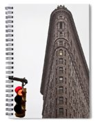 Flatiron Spiral Notebook