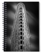 Flatiron Nights Spiral Notebook