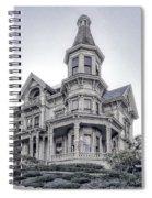 Flavel Victorian Home Spiral Notebook